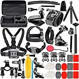 Neewer 50-In-1 Action Camera Accessory Kit Compatible with GoPro Hero 8 Max...