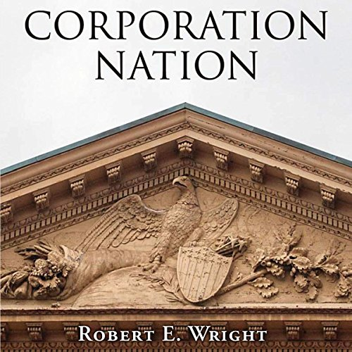 Corporation Nation audiobook cover art
