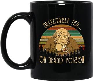 Uncle Iroh Delectable Tea or Deadly Poison Vintage Mug 11 Oz