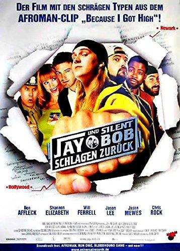 Jay und Silent Bob schlagen zurück (2001) | original Filmplakat, Poster [Din A1, 59 x 84 cm]