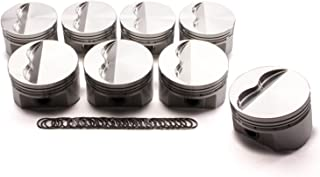 SRP (138081) 4.030 Bore Flat Top Piston Set for Small Block Chevy