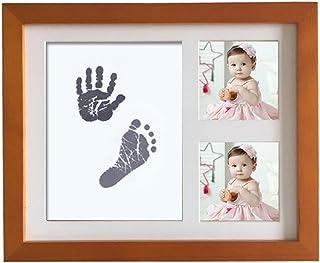 Hihey 10 St/ücke DIY Kraftpapier Fotorahmen//Bilderrahmen//kraftpapier Bild Mit Clips