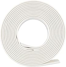 Fil de enroulement thermor/étractables Gaine thermor/étractable tube long 5,6 m blanc sourcingmap 15mm diam/ètre