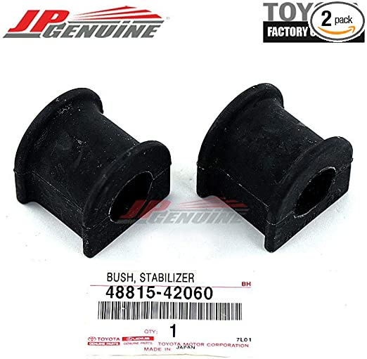 2 New Front Stabilizer Bar Bushing For Toyota Corolla 2001-2007 OEM 48815-02110