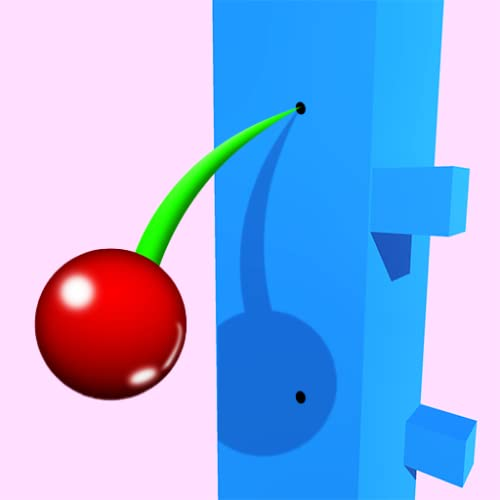 Tappy Sneaky Pokey Ball 3D - Flicking Ball Jump Game