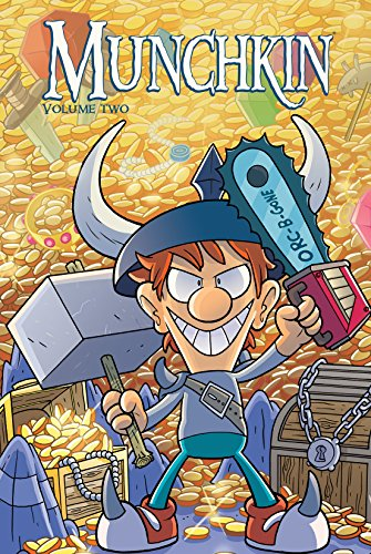 Munchkin Vol. 2 (English Edition)
