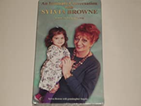 An Intimate Conversation with Sylvia Browne: Life After Death. VHS Videocassette in full color. 1995 Interact Production.