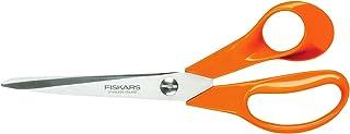 Fiskars Universele schaar, lengte: 21 cm, roestvrij staal/kunststof, oranje, Classic, S90, 1001539