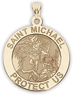 or Sterling Silver PicturesOnGold.com Saint Mary Mackillop Religious Medal Available in Solid 14K Yellow or White Gold