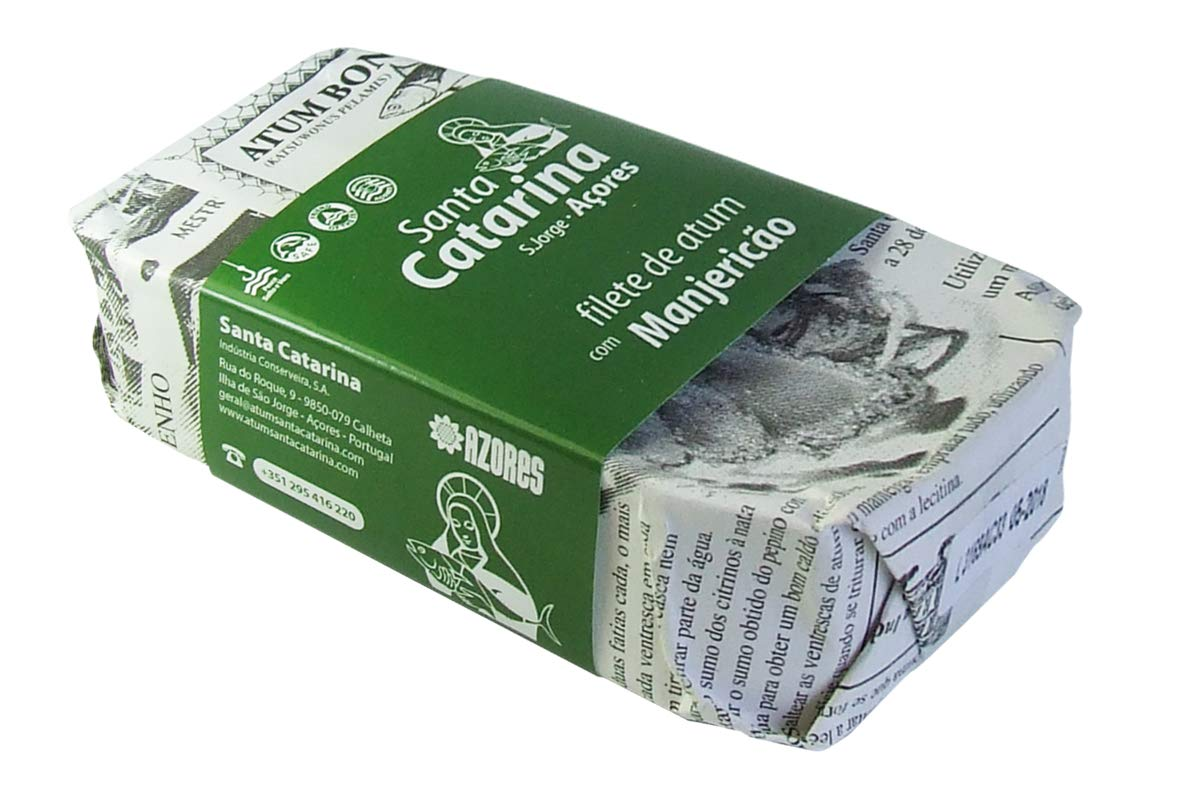 Atum Santa Catarina Santa Catarina Tuna Fillet in Olive Oil with