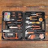 Juego de herramientas de puntas de tornillo de llave duradera, para el hogar