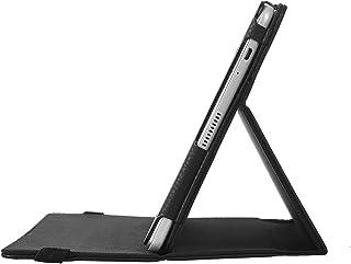 Huawei MediaPad T2 8.0 Pro キーボード 【KuGi】 Huawei T2 8.0 Pro 専用 キーボード ケース スタンド機能カバー ワイヤレス 一体型 脱着式 手帳型 PUレザーケース付き 電池内蔵 持ち運び便利 無線キーボード Huawei 8インチ タブレット MediaPad T2 8 Pro Tablet 対応 ブラック