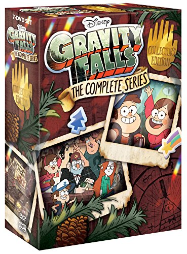 Gravity Falls: The Complete Series