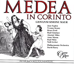 Mayr - Medea in Corinto / Eaglen · Kenny · Ford · Giménez · Miles · Mason · Nilon · Archer · PO · Parry