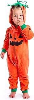 pumpkin onesie kids
