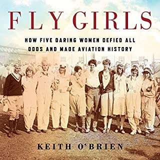Fly Girls audiobook cover art