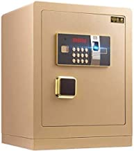 Safes Safes Security Digital Home with Keyboard Manual Cover Button Suitable for Family Business Or Travel 39X33X50Cm Safebox
