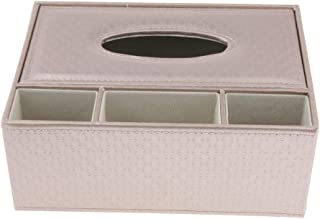 LANKOULI Tissue Box Tissue Box Paper Home Car Phone Holder Dispenser Organizer For Home Living Room Tabletop Decor Car Office Use