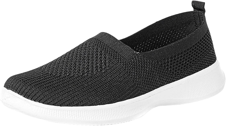 Ezeerae Women's Casual Walking Shoes Tennis Loafers Comfortable