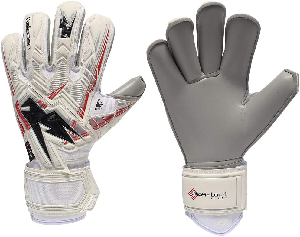 Kaliaaer Super-cheap Sales results No. 1 SHOKLOCK Iconic ROLL Goalkeeper Size Gloves