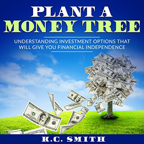 Plant a Money Tree audiobook cover art