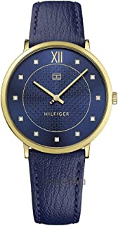 Tommy Hilfiger Men 1781807 Year-Round Analog Quartz Blue Watch