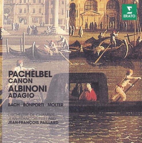 Albinoni-Pachelbel:Adagio/Cano
