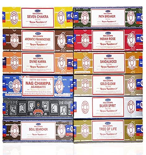 Satya 12 pack 15 gram x 12 pack pack 2nd