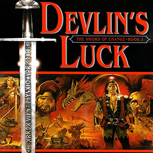 Devlin's Luck audiobook cover art