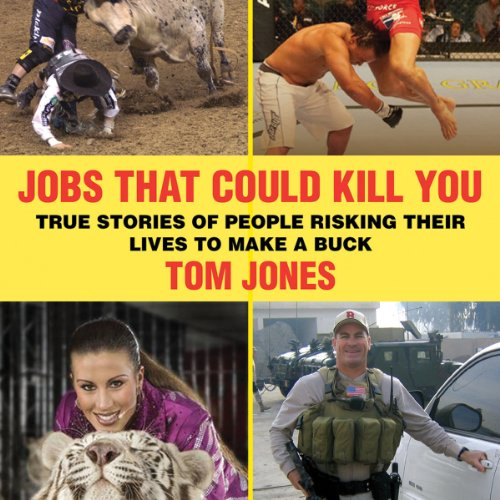 Jobs That Could Kill You cover art