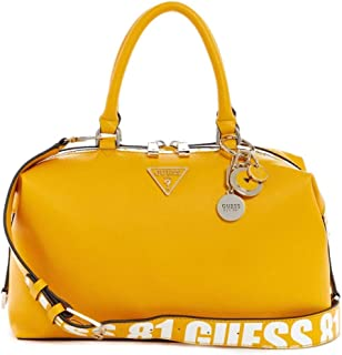 Womens Satchel Bag - VG766506 (Yellow)