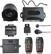 $31 » BANVIE 1 Way Car Security Alarm & Keyless Entry System