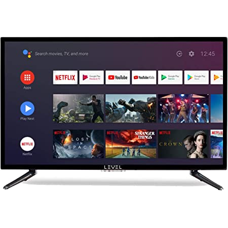 Level 32 Zoll Android 9 0 Smart Tv 81 Cm Hd Led Elektronik