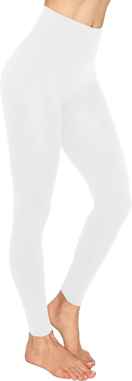 Max 46% Denver Mall OFF ALWAYS Women's Seamless Fleece Lined Leggings Waist High Premi -