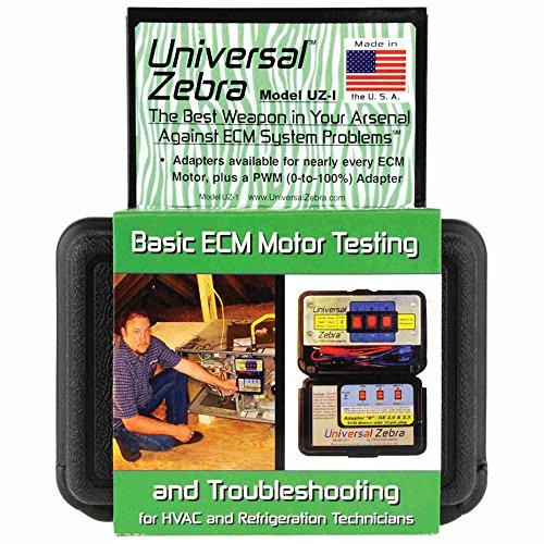 Zebra Instruments, UZ-1 / UZ1 Universal Zebra - Basic ECM...