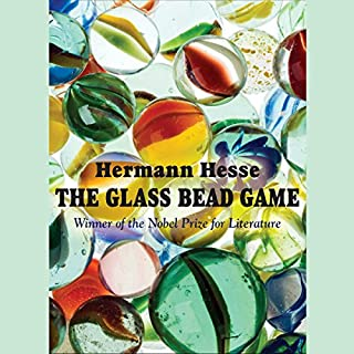 The Glass Bead Game                   By:                                                                                                                                 Hermann Hesse                               Narrated by:                                                                                                                                 David Colacci                      Length: 21 hrs and 17 mins     480 ratings     Overall 4.1