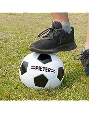 Yoursurprise Balón de Fútbol Personalizado - Balón de Fútbol Personalizado con Nombre