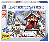 Ravensburger 13591 The Lodge 300 Piece Large Pieces Jigsaw Puzzle for Adults - Every Piece is Unique, Softclick Technology Means Pieces Fit Together Perfectly