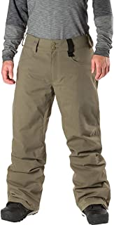 Men's Artillery Insulated Pants, Black, L