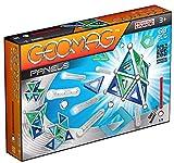 Geomag 452, Classic Panels, Juego de construcción magnético, 68 Piezas, Multicolor