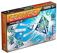 Sistema di costruzione magnetico Barre e pannelli colorati e sfere cromate Libretto di istruzioni Infinite possibilita' di costruzione Stimola il gioco immaginativo
