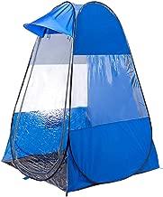 Likary Original Design Outdoor Sports Tent Sun Shelter Weather Pod Single Person Portable Tent Rainproof & Windproof Double Doors Sports Pop Up Tent