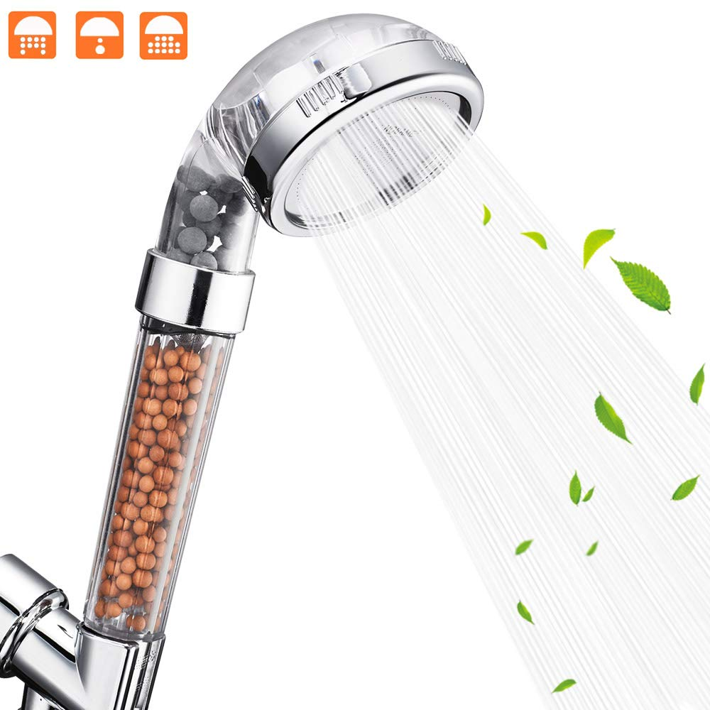 Shower Handheld Pressure Filtration Showerhead