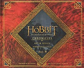 Chronicles: Art & Design (The Hobbit: The Desolation of Smaug) by Daniel Falconer (2013-12-13)