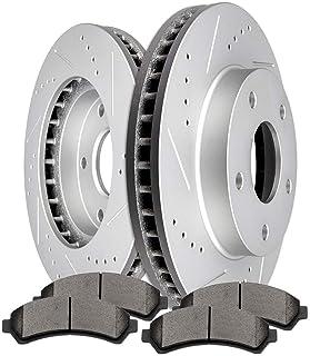 Blazer S10 Sonoma Jimmy Bravada Hombre New Disc Brake Rotor 55038
