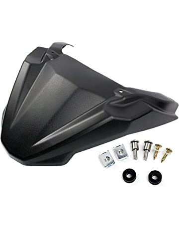 H HILABEE Rear Tail Mud Guards Mudguard Wheel Tires Hugger Replacement for Honda NC700 NC750