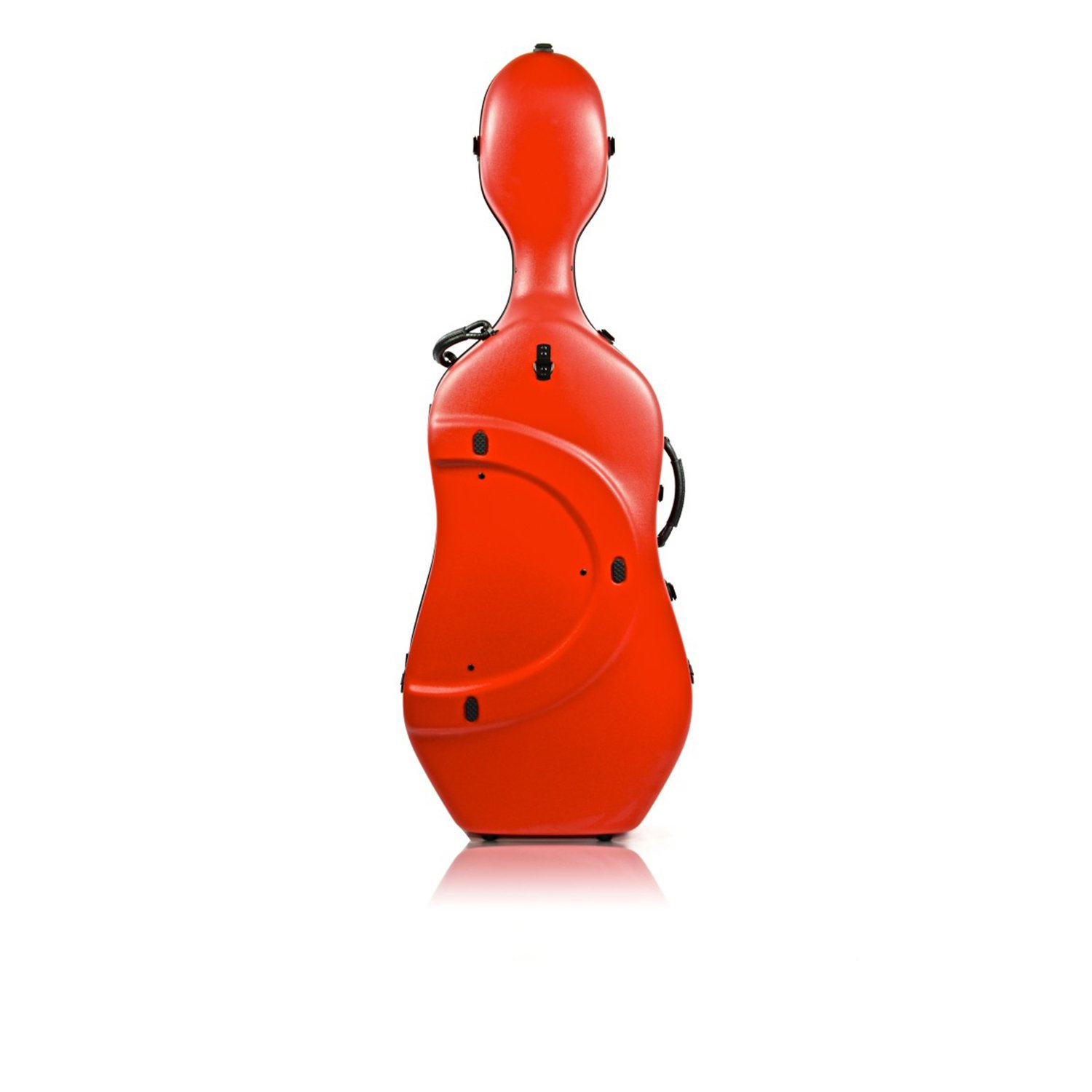 Bam Classic funda para violonchelo 4/4, color rojo: Amazon.es ...