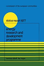 Energy Research and Development Programme: First Status Report (1975–1976)