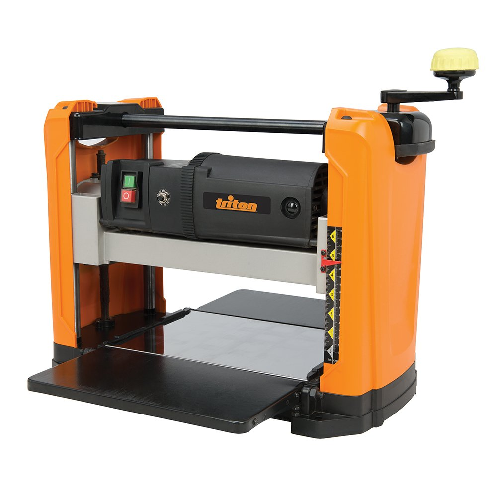Triton TPT125 High Performance Benchtop with Max 45% OFF Minneapolis Mall 12-1 Cutt Planer 2