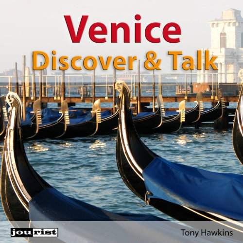 Venice (Discover & Talk) audiobook cover art